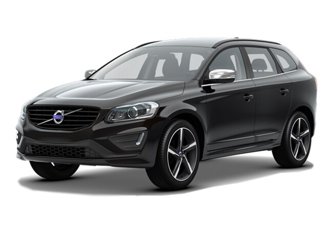 Pre-Owned  2017 Volvo XC60 T6 AWD R-Design SUV in Portland, OR
