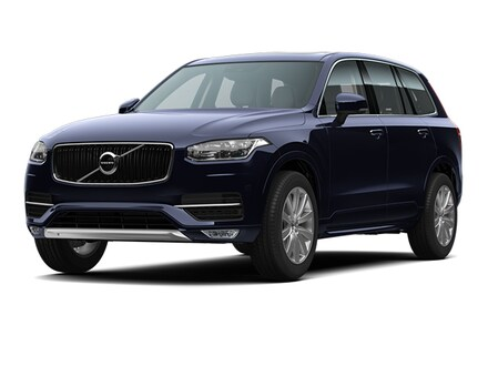 Featured pre-owned 2017 Volvo XC90 T6 AWD Momentum SUV for sale in Hampton, VA