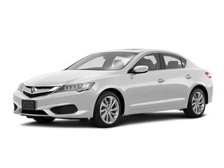 2018 Acura ILX Sedan San Marino Red