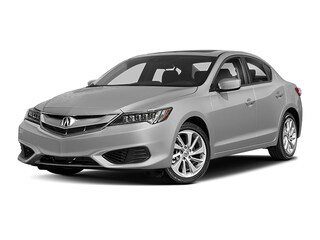 2018 Acura ILX AcuraWatch Plus Sedan