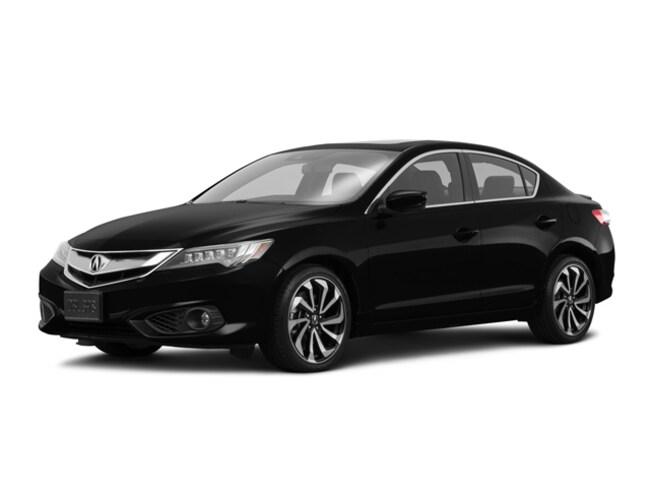 2018 Acura ILX Technology Plus A-SPEC Sedan