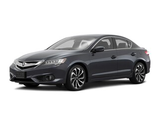 New 2018 Acura ILX with Technology Plus and A-SPEC Package Sedan Tustin, CA