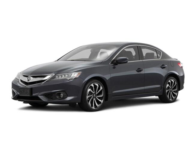 New 2018 Acura ILX Technology Plus A-SPEC Sedan