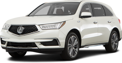 2018 Acura Mdx Sport Hybrid Incentives Specials Offers In