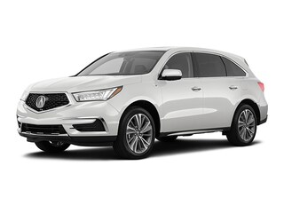 New 2018 Acura MDX Sport Hybrid SH-AWD with Technology Package SUV Honolulu, HI