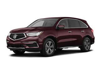 New 2018 Acura MDX SUV For Sale/Lease Ocala, FL