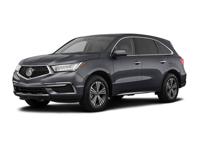 Used 2018 Acura MDX V6 SUV for sale near Playa Vista