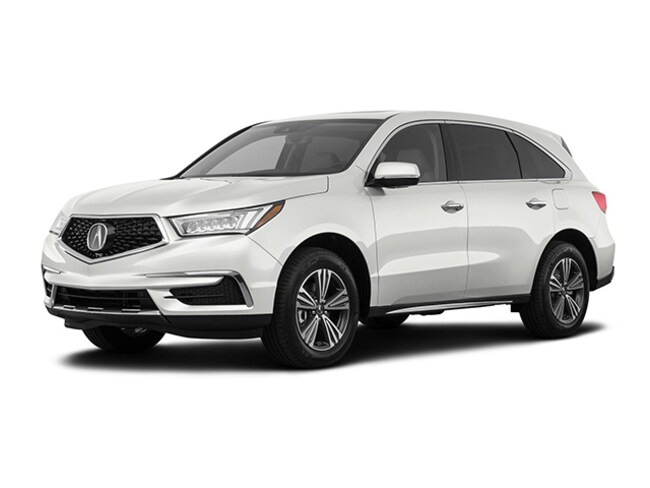 Used 2018 Acura MDX V6 SUV for sale near Playa Vista