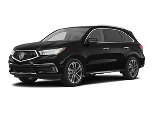 2018 Acura MDX SH-AWD with Advance and Entertainment Packages