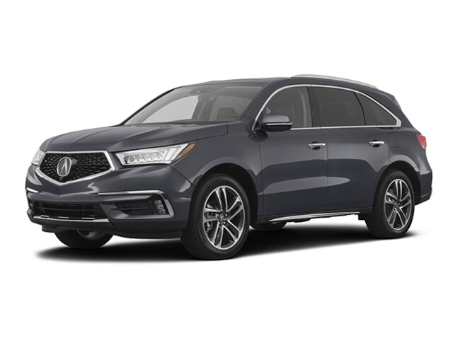 David Mcdavid Acura Austin >> Used 2018 Acura Mdx V6 With Advance Package For Sale Plano
