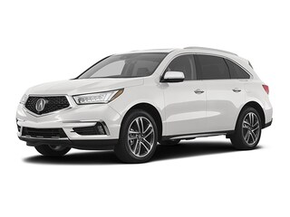 New 2018 Acura MDX with Advance Package SUV Macon, GA