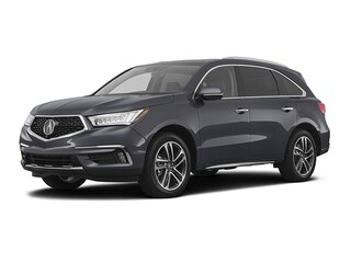 New 2018 Acura MDX SH-AWD with Advance Package SUV Temecula, CA