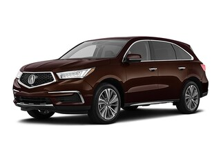 New 2018 Acura MDX SH-AWD with Technology and Entertainment Packages SUV 85237 in Ardmore, PA