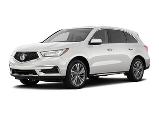 2018 Acura MDX SH-AWD with Technology and Entertainment Packages SUV