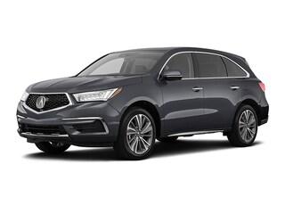 Used 2018 Acura MDX 3.5L SUV For Sale In Dallas, TX