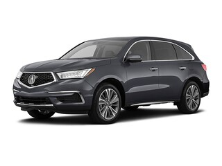 New 2018 Acura MDX with Technology Package SUV Honolulu, HI