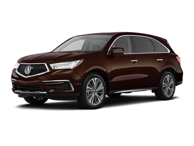 2018 Acura MDX SH-AWD with Technology Package SUV