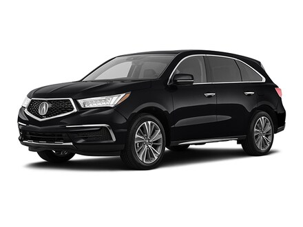 Used 2018 Acura MDX W/TECHNOLOGY PK SH-AWD w/Technology Pkg in West Chester, PA