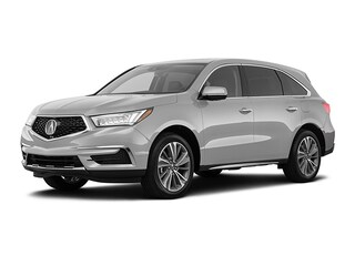 New Acura vehicles 2018 Acura MDX V6 SH-AWD with Technology Package SUV for sale near you in Roanoke, VA