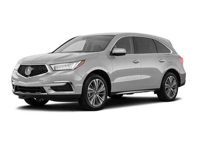 Used vehicles 2018 Acura MDX V6 SH-AWD with Technology Package SUV for sale near you in Roanoke, VA