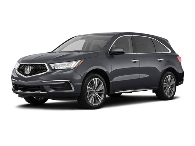 Used 2018 Acura MDX V6 SH-AWD with Technology Package SUV Johnston, IA