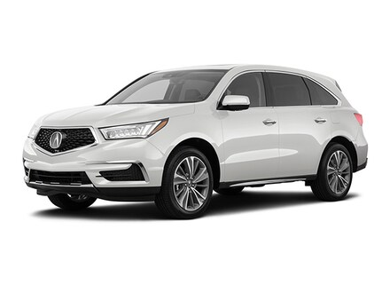 Used 2018 Acura MDX w/Technology Pkg w/Technology Pkg SH-AWD in West Chester, PA