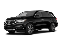 New 2018 Acura MDX SH-AWD SUV Buffalo