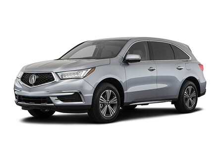 Used 2018 Acura MDX 3.5L SH-AWD in West Chester, PA