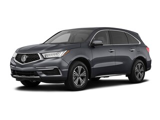 New 2018 Acura MDX SH-AWD SUV Pittsburgh