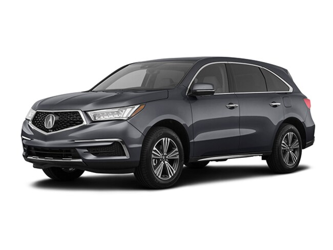 Used 2018 Acura MDX 3.5L SUV Ellicott City
