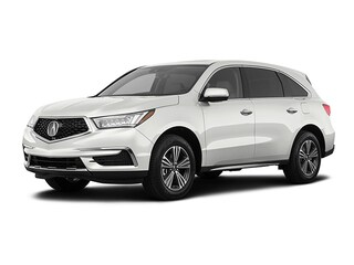 New 2018 Acura MDX SH-AWD SUV in Valley Stream, NY