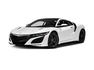2018 Acura NSX Base (DCT) Coupe