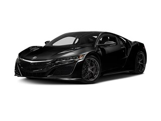 New 2018 Acura NSX Coupe Tustin, CA