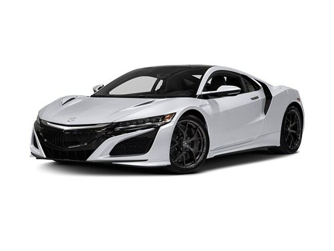 New 2018 Acura NSX Base Coupe for sale near Playa Vista