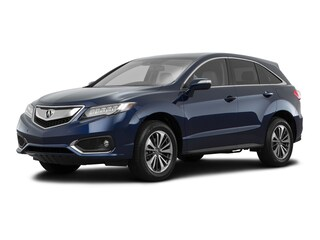 2018 Acura RDX V6 AWD with Advance Package SUV