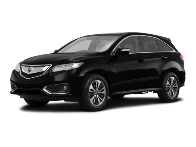Used Acura RDX For Sale Thornhill ON - 2018 acura rdx roof rails