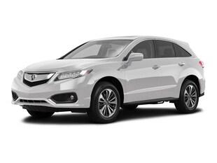 2018 Acura RDX AWD Elite Sport Utility