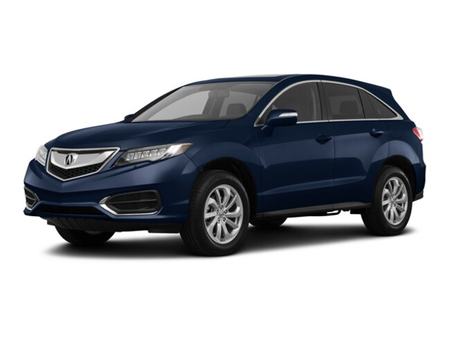 Used 2018 Acura RDX V6 with Technology Package SUV Fort Lauderdale