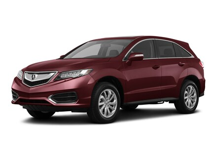Featured Used 2018 Acura RDX V6 AWD with Technology Package SUV for sale near you in Roanoke, VA