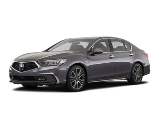 New 2018 Acura RLX Sport Hybrid Base w/Advance Package Sedan
