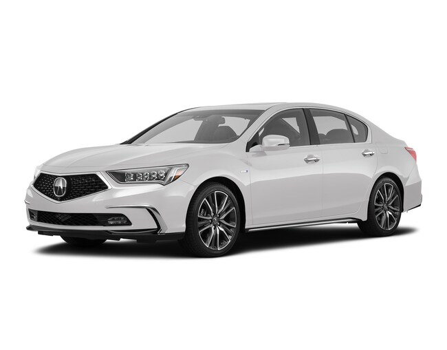 2018 Acura RLX Sport Hybrid SH-AWD with Advance Package Sedan