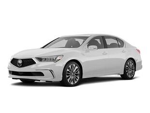 2018 Acura RLX V6 with Technology Package Sedan