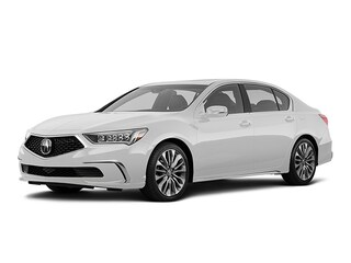 New 2018 Acura RLX V6 with Technology Package Sedan