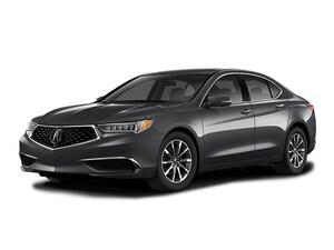 2018 Acura TLX 2.4L