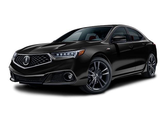 2018 Acura TLX Sedan | Acura Showroom