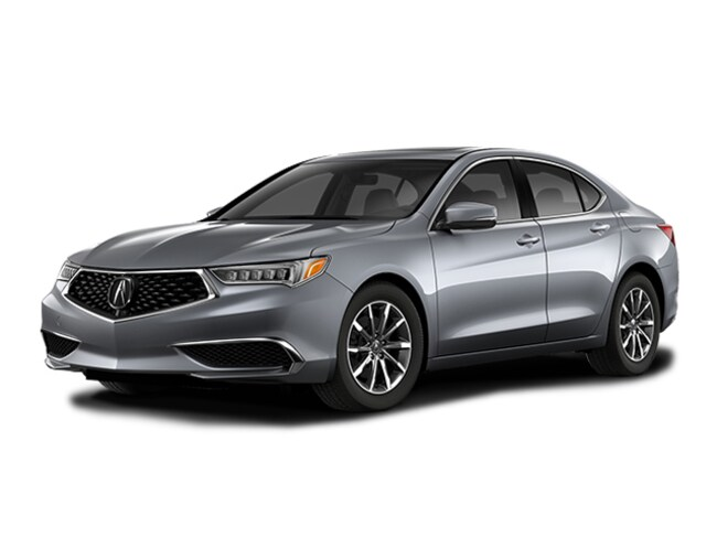 2018 Acura TLX Base with Technology Package Sedan
