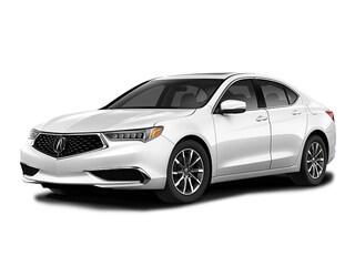 2018 Acura TLX 2.4 8-DCT P-AWS Sedan
