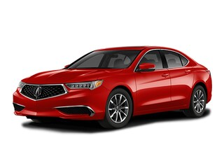 New 2018 Acura TLX 2.4 8-DCT P-AWS Sedan Tustin, CA