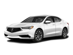 2018 Acura TLX 2.4L P-AWS w/Elite Pkg Sedan