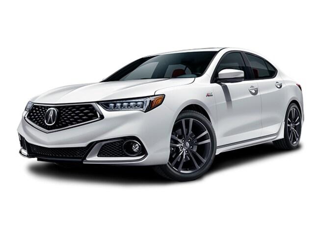 2018 Acura TLX Tech A-Spec Sedan